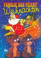 Familie Bär feiert Weihnachten + DVD + Kinder + Niedlicher Trickfilm + NEU + OVP