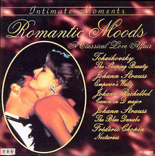Romantic Moods: A Classical Love Affair by Various Artists (CD, 1994, Madacy...