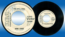 Philippines THE NITE-LITERS Afro-Strut 45 rpm PROMO Record