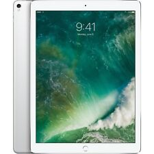 Apple iPad Pro (2017) 12.9 WiFi Silver 256GB Tablet **BRAND NEW + WARRANTY**