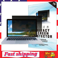 16''W Inch Privacy Screen Filter for Widescreen Laptop Anti-Glare Blocks 96% UV