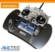 Transmitter Pult Ahltec - Futaba T18SZ Transmitter in Real Carbon - Carbon Fibre