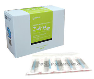KOREA New DONGBANG Disposable Acupuncture Spring Handle 1000pcs / DB106