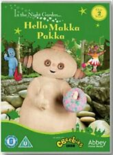 In The Night Garden: Hello Makka Pakka! (DVD) (2014) Derek Jacobi