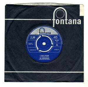 """THE MERSEYBEATS.I STAND ACCUSED / ALL MY LIFE.UK ORIG 1965 7"""" & CO/SL.EX-"""