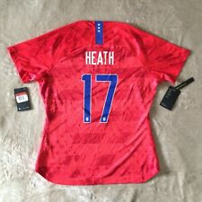 United States National Team Soccer Jersey Camiseta Pulisic New S M L USMNT USA