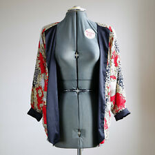 Motel Baroque Open 80s Style Blazer / Size XS