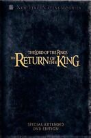 The Lord of the Rings: The Return of the DVD