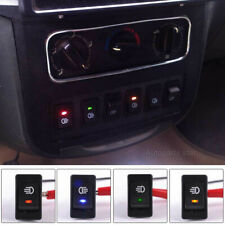 4-Pins LED ON/OFF Rocker Switch For Driving Fog Lamps / Work Light bar Indicator