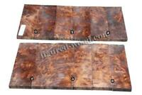 RED WOOD BURL,KNIFE SCALES, TOOL HANDLES, WOOD CARVING,(STABILIZED WOOD)