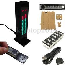 DC 5V AS30 Binaural 30 Segment LED Stereo Music Spectrum VU Meter DIY Set Kit