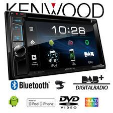 Kenwood DDX4018DAB - 2DIN Bluetooth | DAB+ Digitalradio DVD/USB/CD/MP3 Autoradio