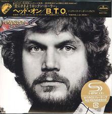 BACHMAN-TURNER OVERDRIVE-HEAD ON-JAPAN MINI LP SHM-CD G00