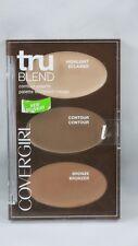 New CoverGirl TruBlend Contour Palette-Light