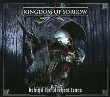 Kingdom of Sorrow Behind the Blackest Tears Digipak CD Heavy Metal DOOM Stoner