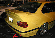 92-98 BMW E36 M3 Style Trunk Spoiler Rear Wing w/ Light CANADA USA 318i 320i 323
