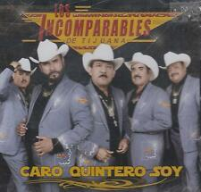 CD - Los Incomparables De Tijuana NEW Caro Quintero Soy FAST SHIPPING !