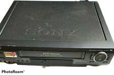 Sony SLV-AX10 Video Cassette Recorder - Hi-Fi Stereo VCR Player