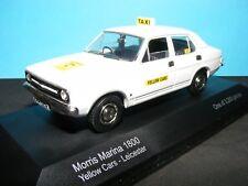 Morris Marina 1.8 SDL Taxi Cab (Leicester )  RHD Corgi Vanguards 1:43 rd.Scale