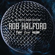 HALFORD,ROB-COMPLETE ALBUMS COLLECTION (BOX)  CD NEW