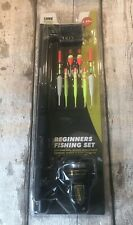 LURE KING 1.45m FISHING ROD / BEGINNERS FISHING SET - BNWT