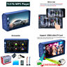 """7"""" TFT Screen GPS Double 2 Din Car Stereo Radio MP5 Player Bluetooth with Map"""