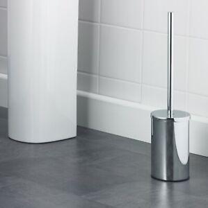 Samuel Heath brass Intro freestanding toilet brush - Chrome BNIB N7924-CP