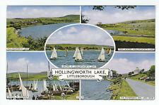 Hollingworth Lake Yacht Racing Fisherman's Inn Littleborough Rochdale Lilywhite