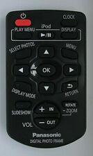 Genuine Panasonic N2QAYC000032 DIGITAL PHOTO FRAME Remote Control Handset