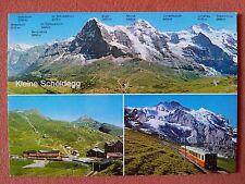 AK Kleine Scheidegg 2061 m - nicht gelaufen -