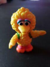 Tyco Baby Big Bird with Back Pack Pvc Figure Sesame Street