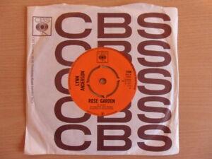 """Lynn Anderson - Rose Garden  (7"""" Vinyl)"""