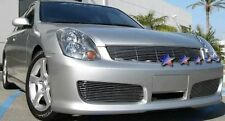2003-04 Infiniti G35 Sedan Nismo Model Only Lower Bumper Aluminum Billet Grille