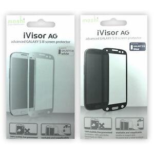 Moshi iVisor AG Anti Glare Reusable Screen Protector for Samsung Galaxy S3