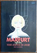 Leo Marfurt - Affiches voor Jenever en Likeur - Karl Scheerlinck - 2002