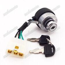 Ignition Key Switch 6 wire For Gas Generator 3KW 3.5KW 5KW 6.5KW 7.5KW 188F 190F