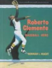 Roberto Clemente (Jr His)(Pbk)(Oop) (Junior World Biographies) ~ Conord, Bruce W