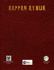 Frog God Rappan Athuk S&W Rappan Athuk  (Swords & Wizardry) HARD COVER
