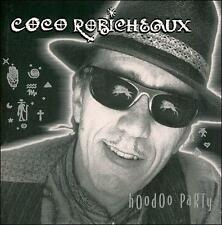 Hoo Doo Party by Coco Robicheaux (CD, Oct-2000, Orleans Records)