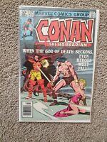 Conan the Barbarian #120 1981 JM Matteis John Buscema Marvel Comics v