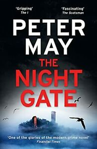 The Night Gate: the Razor-Sharp Finale to the Enzo Macleod Inve... by May, Peter