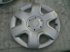 Skoda octavia wheel trim hub cap wheel cover, genuine, 1x, one