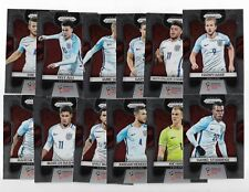 2018 Panini Prizm FIFA World Cup Base Team Set ENGLAND (12 Cards)