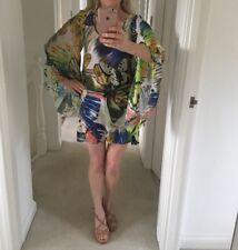 Chiffon Dress/tunic Size S (8-10)