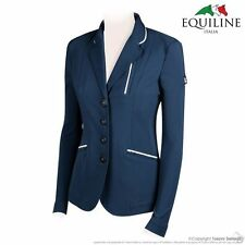 Equiline Charlotte competition jacket 46 Navy