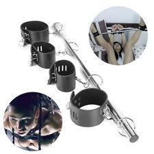 Steel Pipe Fantasy Aid Spreader Bar Wrist/Hands Restraints bondage BDSM Sex Toy