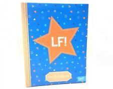LIEF! NIÑOS álbum de fotos LIBRO CON FUNDA 10 x 15 cm azul