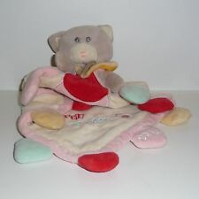 Doudou Chat Babynat Baby Nat' - Super doudou