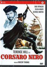 IL CORSARO NERO - Terence Hill Bud Spencer DVD NUOVO