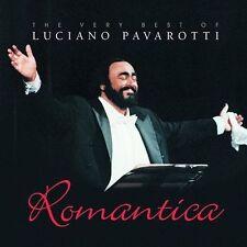 Romantica: The Very Best of Luciano Pavarotti (CD, Feb-2002, Decca) FREE SHIPPIN
